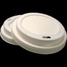 Biodeckel für Coffee to Go (Variante 2, VE=1.000 Stück)