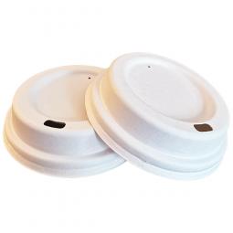 PurePaper Deckel für Coffee to go Becher, 100% plastikfrei