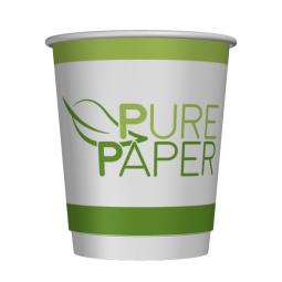 PurePaper Becher doppelwandig, plastikfrei